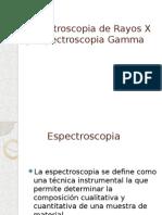 Espectroscopia de Rayos X