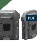 IDX Cam-wave CW-5HD Manual