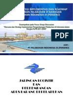 Pelindo III - Rencana Startegis 2011-2030