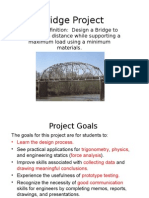 Intro Bridge Project