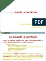 Calculo de La Inversion07