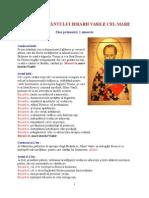 Acatistul Sfântului Ierarh Vasile Cel Mare