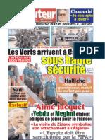 LE BUTEUR PDF du 23/01/2010