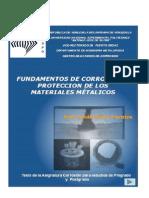 Fundamentos de Corrosion y Proteccion de Los Materiales Metalicos Dra Linda Gil