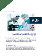 Las Terapias Biologicas