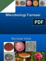 Pengantar Mikrobiologi Farmasi Stikes