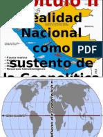 CAPÍTULO II Realidad Nacional Como Sustento de La Geopolítica