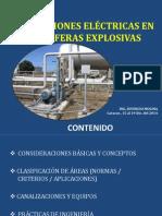 Ambientes Con Atmósferas Explosivas