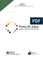 LA PUNA DE JUJUY mas de diez mil años de historia.pdf