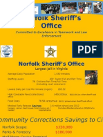 Inmate labor savings for Norfolk