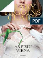 """as Eisiu Viena - Mary Higgins Clark"