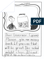 Governor Cuomo's Letters-2015