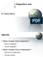 3- Supply Chain Integration  Collaboration.ppt