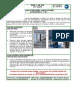 Alerta de SMS 074 2014.