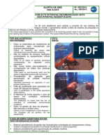 Alerta de SMS 083 2014.