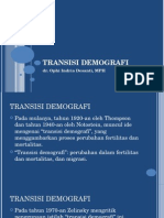Transisi demografi.ppt
