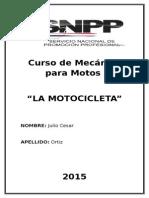 Curso de Mecánica Para Motos