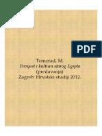 Tomorad M. (2012) Povijest i Kultura Starog Egipta (Predavanja)-Libre