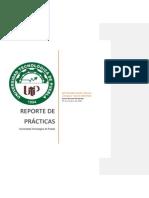 Reporte de Practicasx