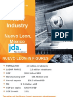 The IT industry of Nuevo León