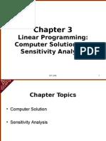 Ch3_ComputerSolutionSensitivityAnalysis.ppt