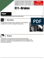 Automotive brakes repair