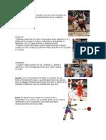 baloncesto drible