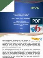 exposicion IPV6