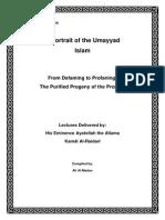 A Portrait of the Umayyad Islam Orginal- Sayyed Kamal Al-Haydari