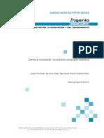 Ciencia e Innovación_ Una Relación Compleja y Evolutiva