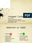 Hooked Presentation - By Nir Eyal