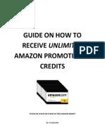 Amazon Promotional amazon-promotional-credit.pdfCredit
