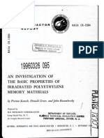 8- Irradiated Polyethylene Memory Materialstrdoc