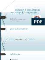 Clase 01 - Introducción a los Sistemas de Cómputo - 06 de Febrero 2015.pdf