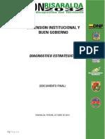Diagnostico Estrategico Area Intitucional VF2