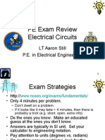 FE Exam EE Review