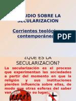 Estudio Sobre La Secularizacion