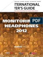Am Monitors Headphones12