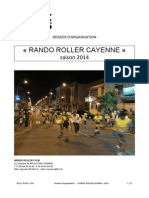 Dossier Randonnée Mairie 2014