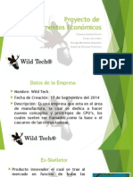 Proyecto De electronica Analogica