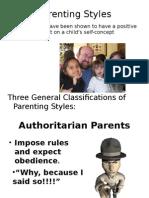vi  parenting styles