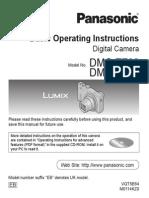 Panasonic TZ60 Basic Operating Instructions