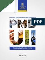 Buku Panduan PMB UII 2015 Versi Lengkap