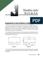 4-Circuitos Serie R-L-C en C.a.