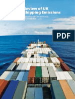 CCC (2011), Review of UK Shipping Emissions