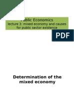 Market Economy (3) Studenti