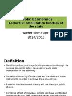 Public Economics 9
