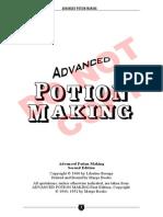 Advanced Potion Making Preview