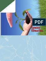 CAMBIOS CLIMATICOS