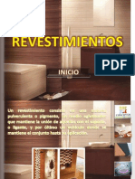 Revestimentos Exposicion 1